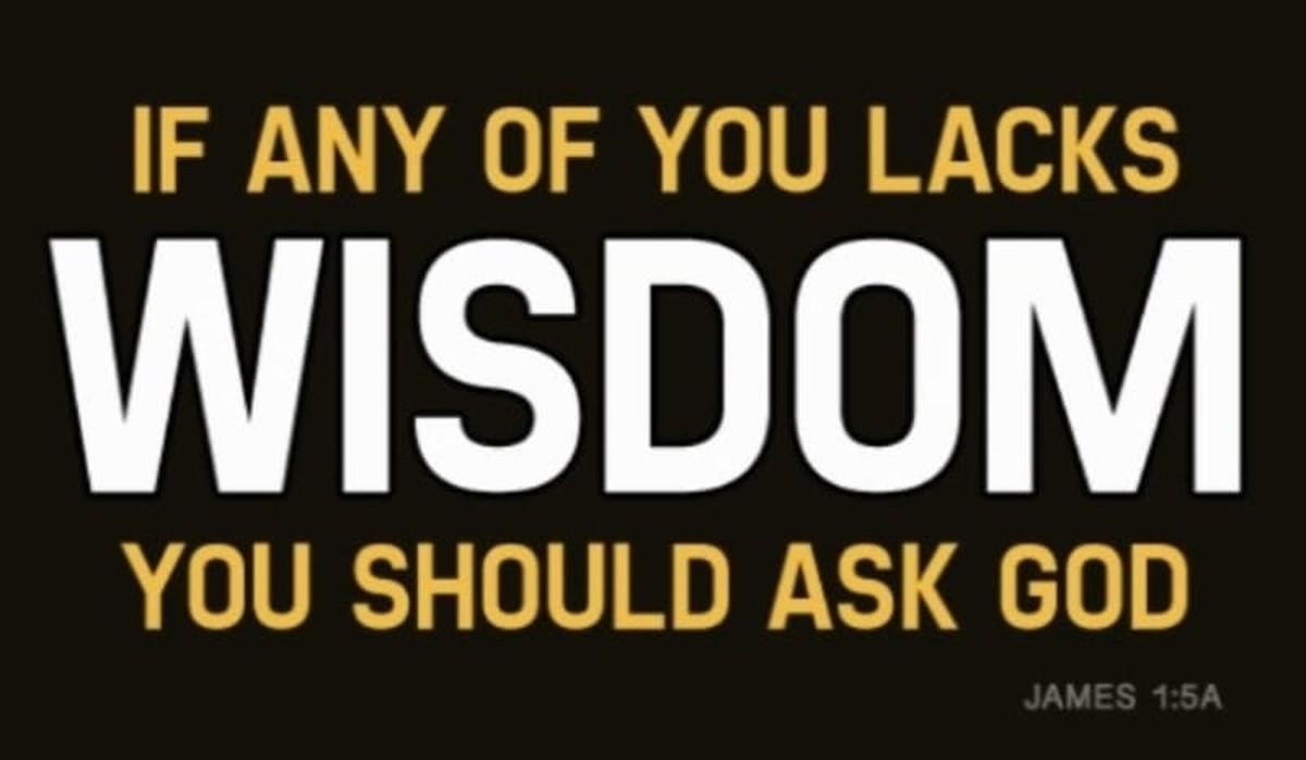 Wisdom Bible Verses