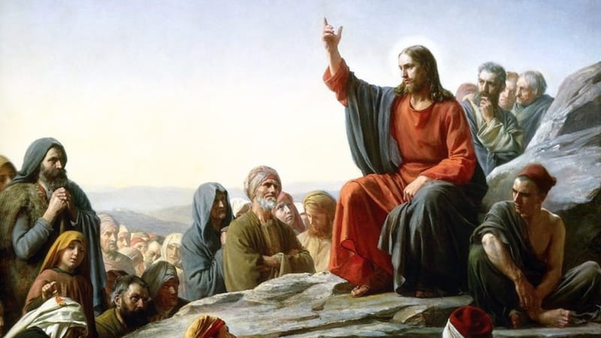 Sermon on the Mount - Bible Story Verses & Meaning