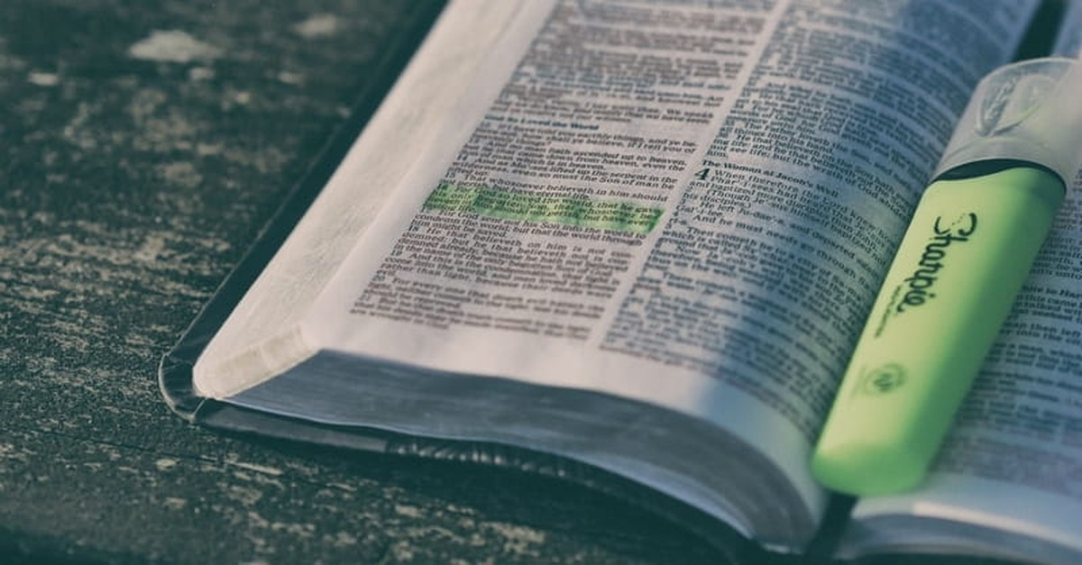 How to Study the Bible - 3 Simple Steps