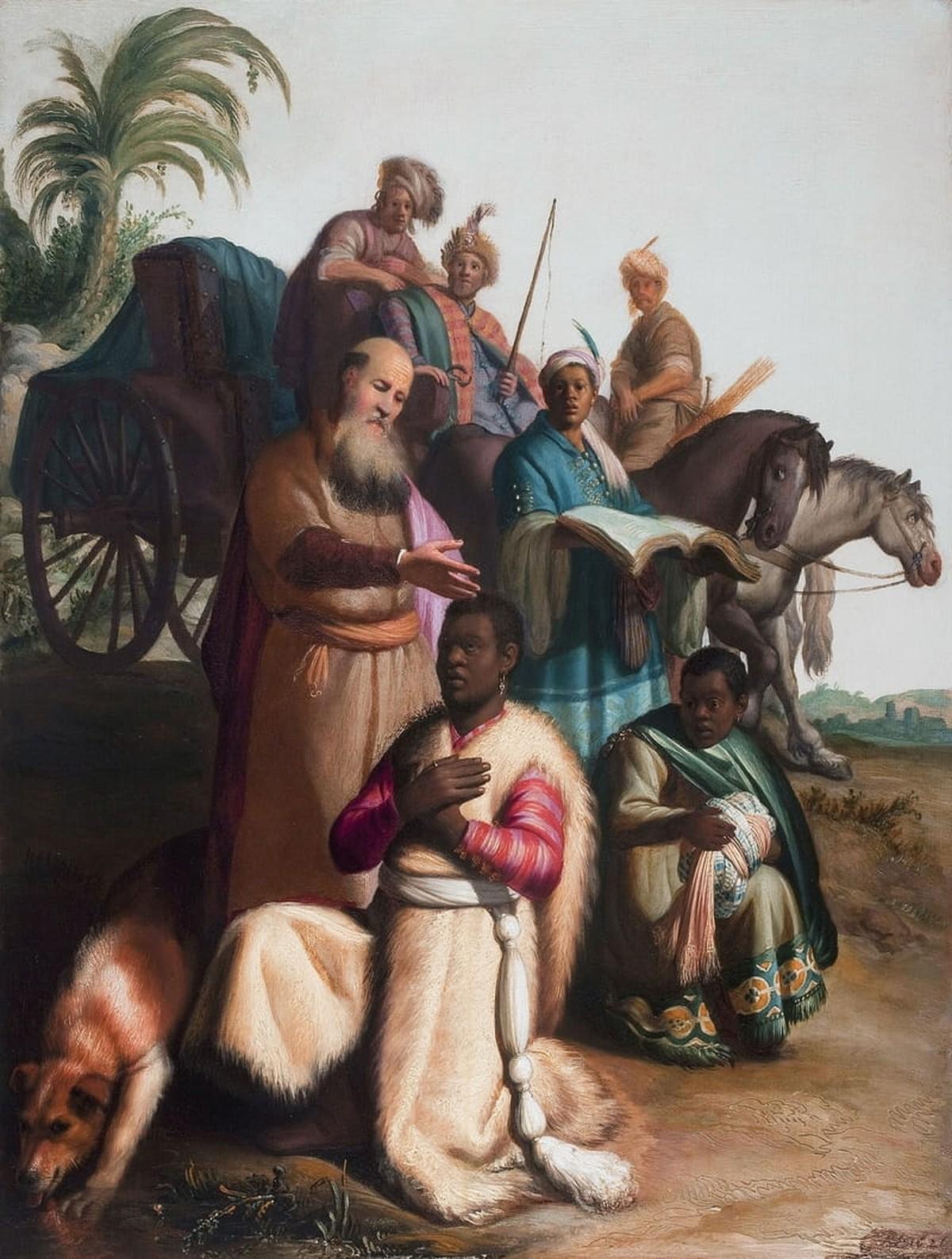 Ethiopian Eunuch - Bible Story
