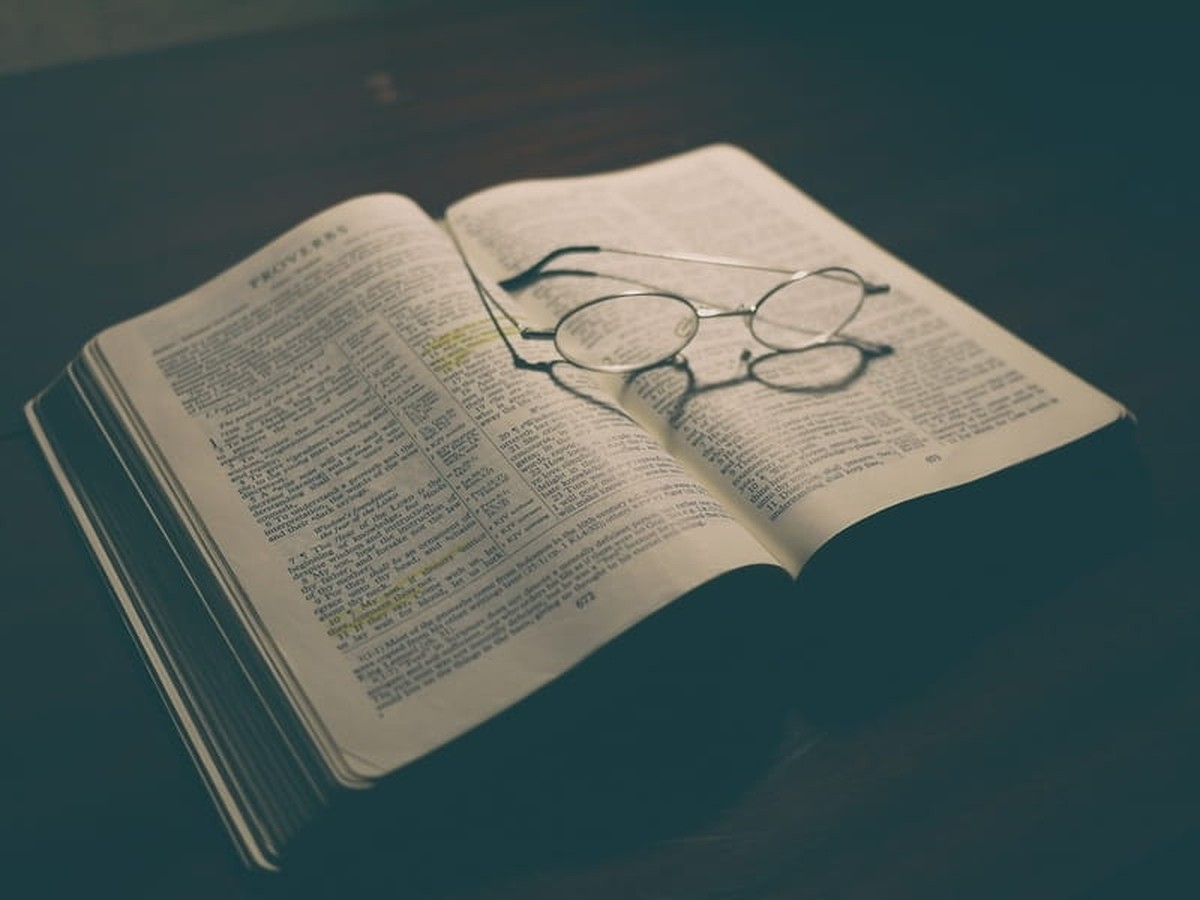Bible Verses about Proverbs
