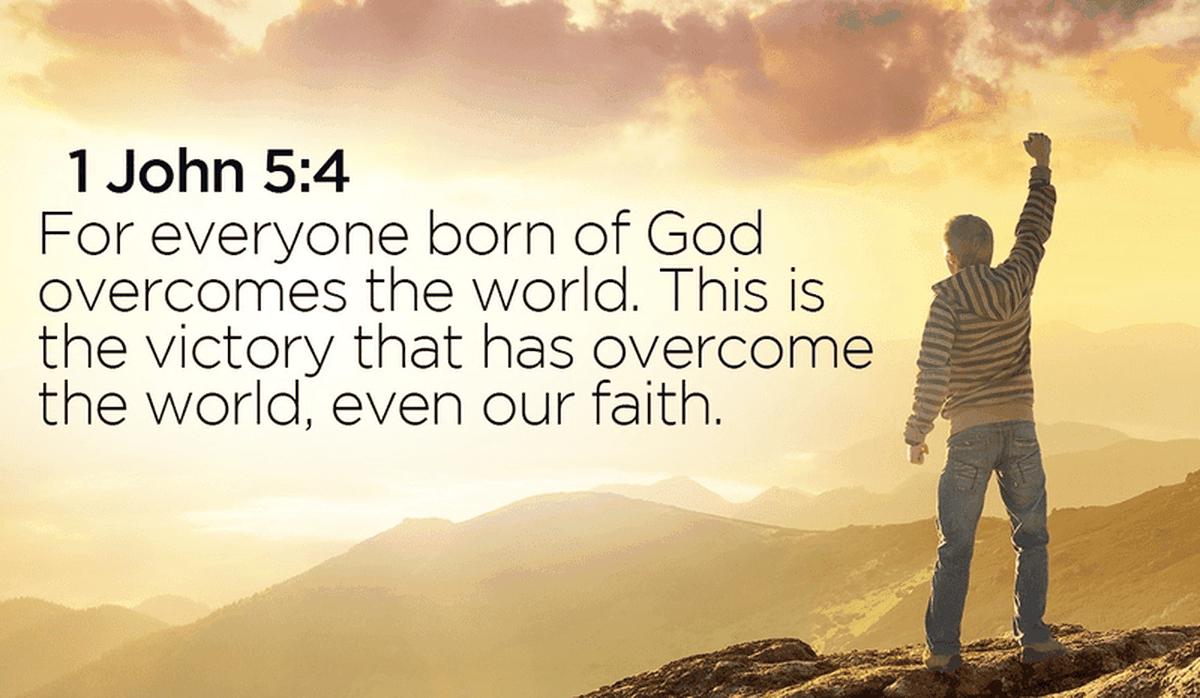 Victory Bible Verses