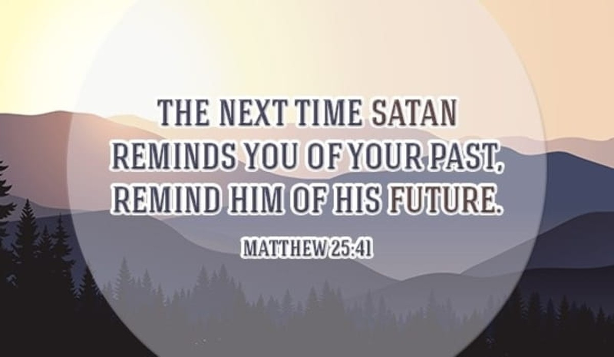 Bible Verses for Putting the Past Behind You