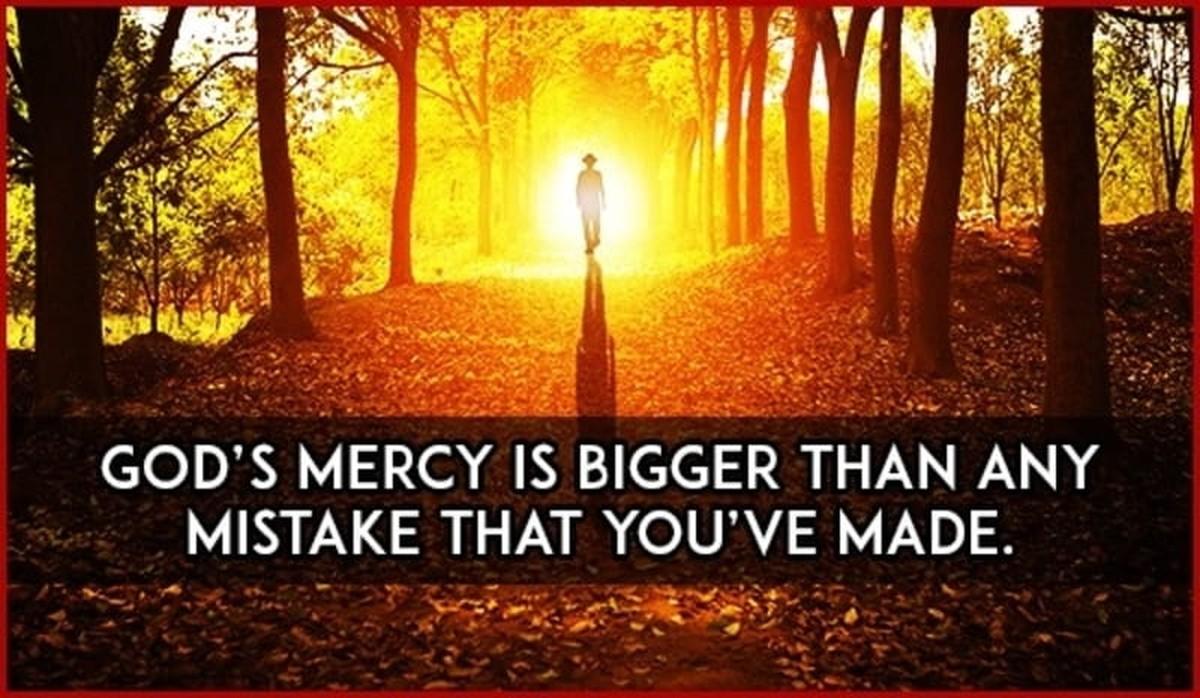 Mercy Bible Verses
