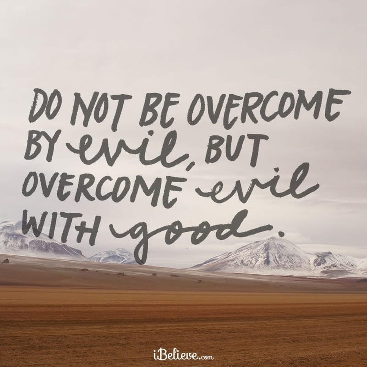 Bible Verses About Revenge