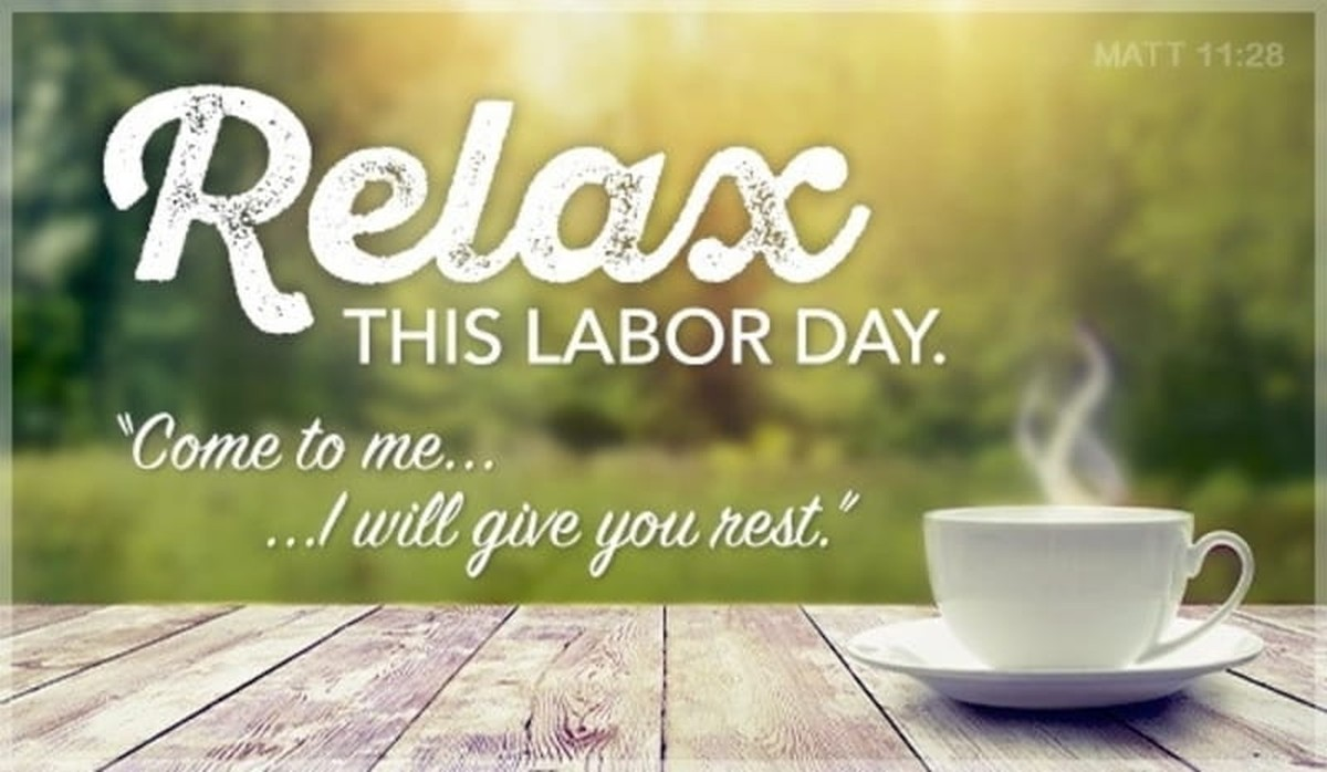 Bible Verses for Labor Day and Work