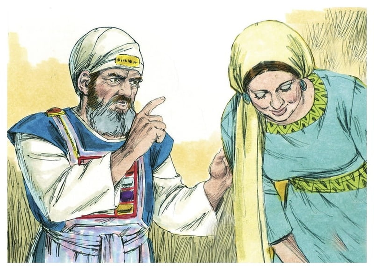 Hannah in the Bible