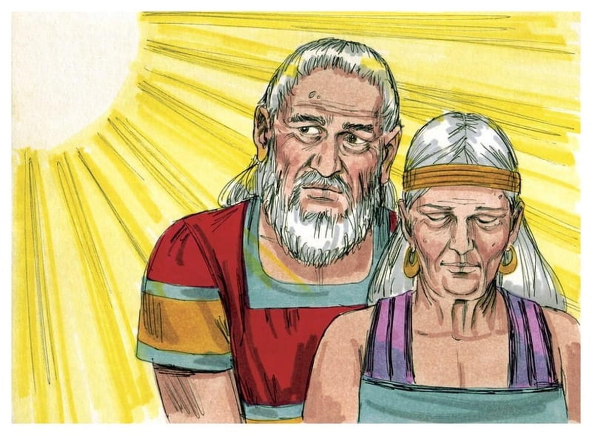 Abraham and Sarah - Bible Story