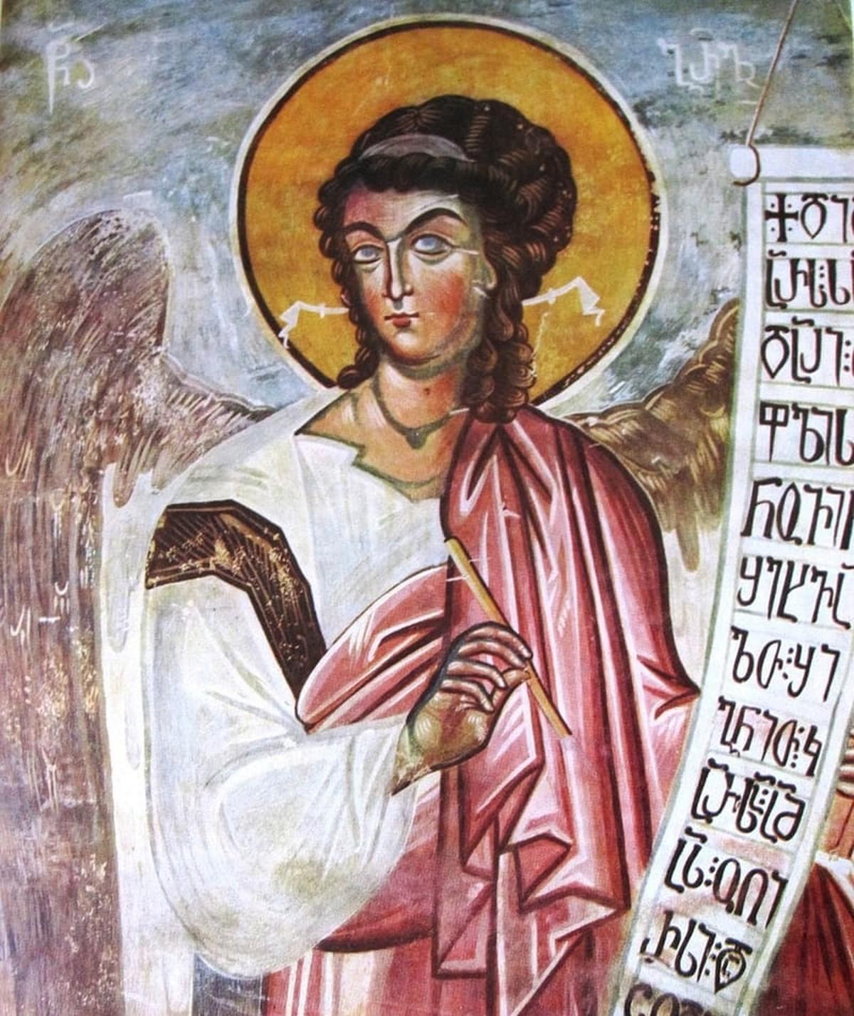 Archangel Gabriel in the Bible