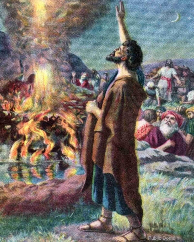 Bible Story of Elijah