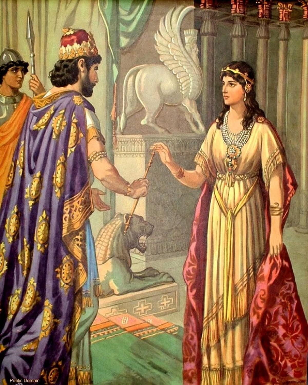 Most Popular Esther Bible Verses