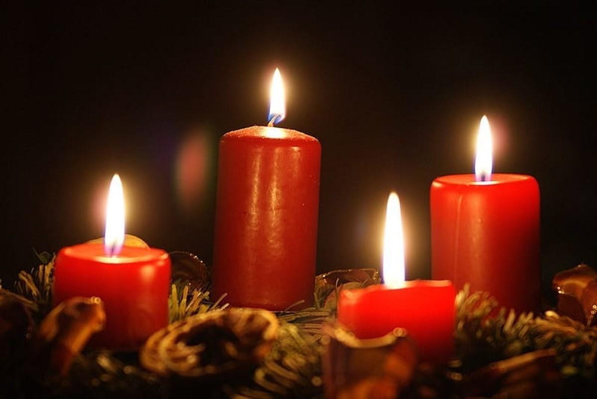 advent prayers
