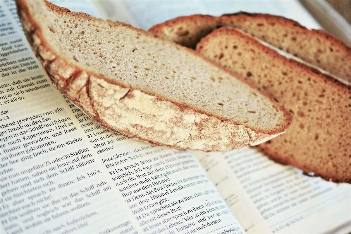 Daily Bread Bible Verses