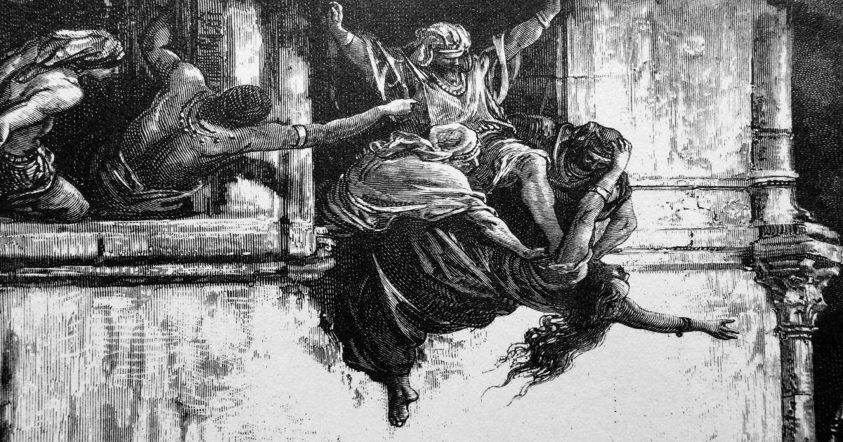 Bible Story of Jezebel