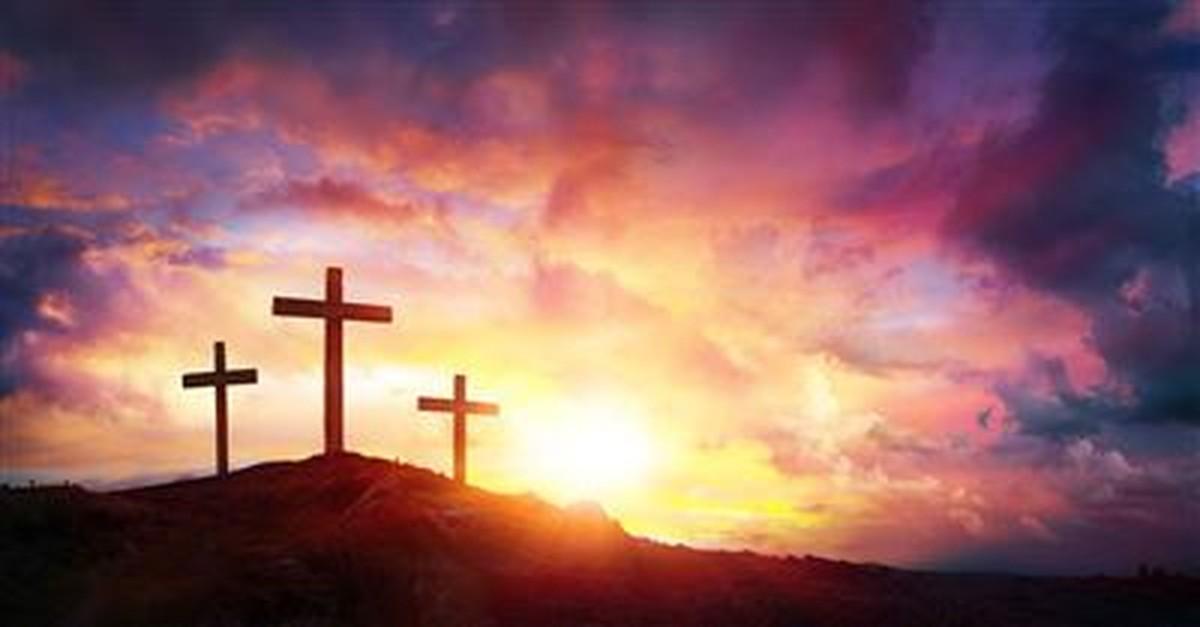 Peace in the cross