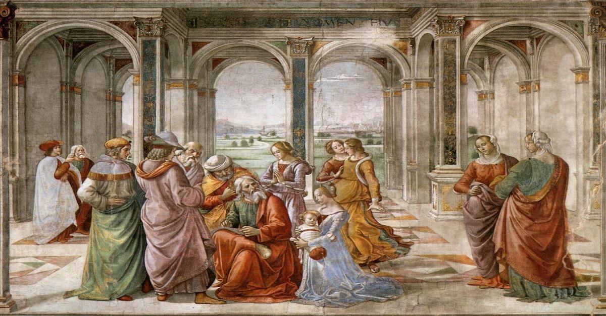 Zechariah in the Bible
