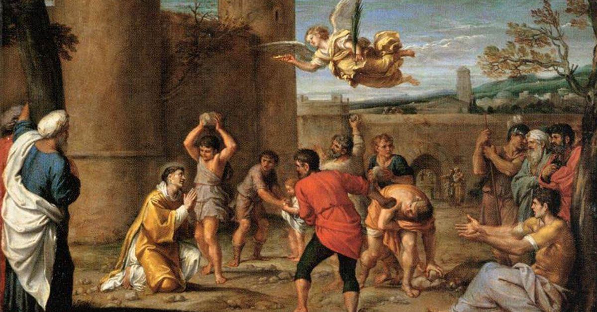 Who Was St. Stephen and Why Did He Die?