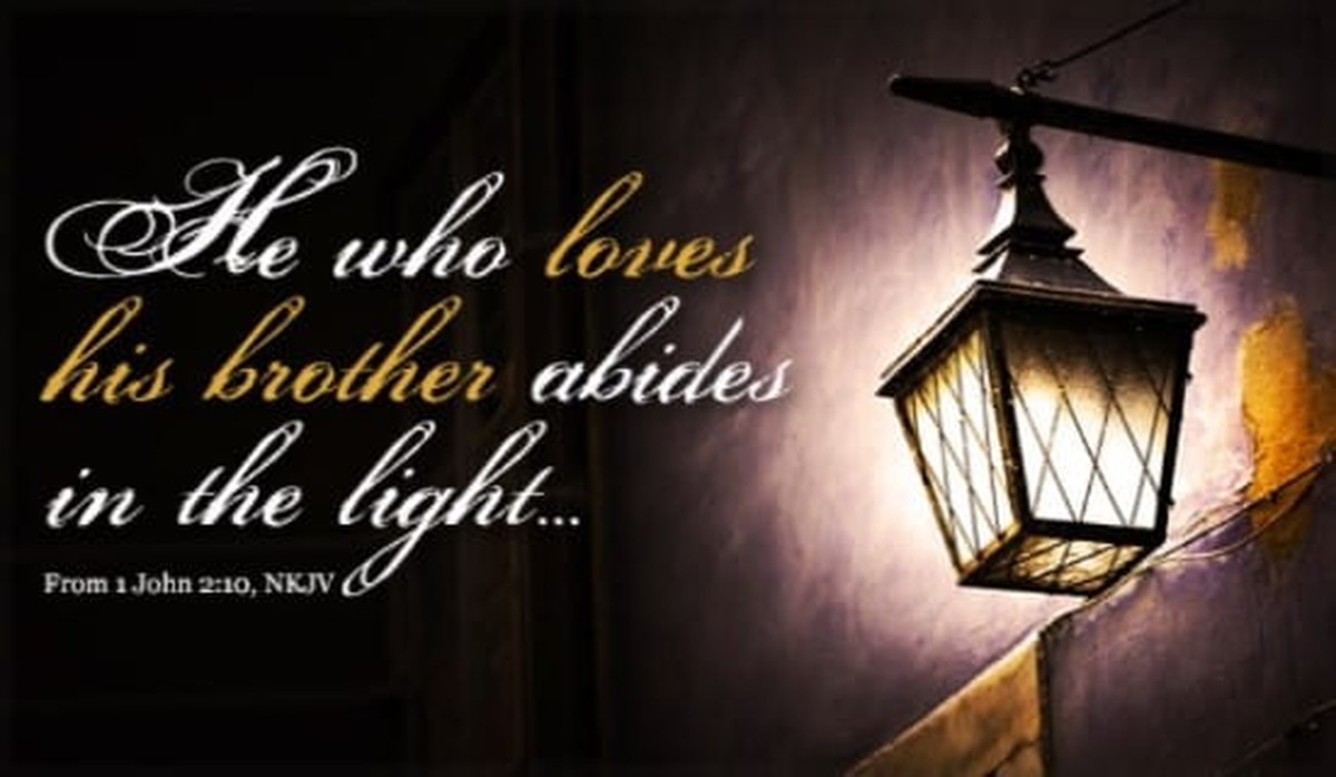 Abides in Light