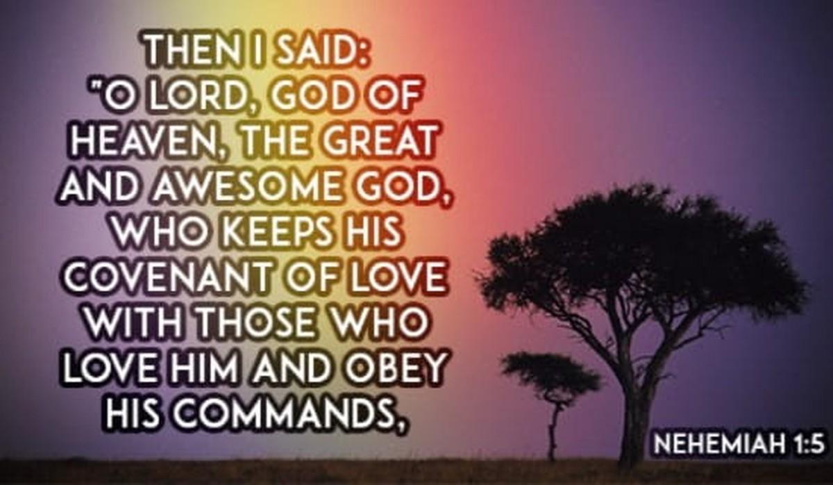 O, Lord, God of Heaven