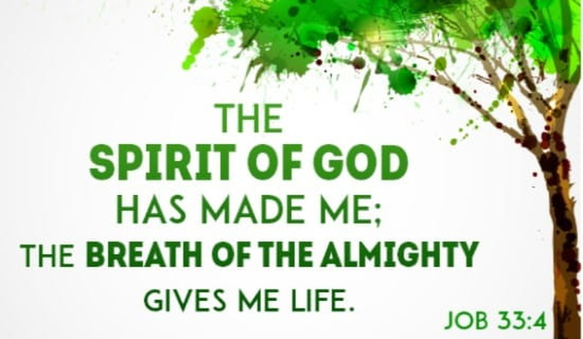 I have been given life Through GOD!
