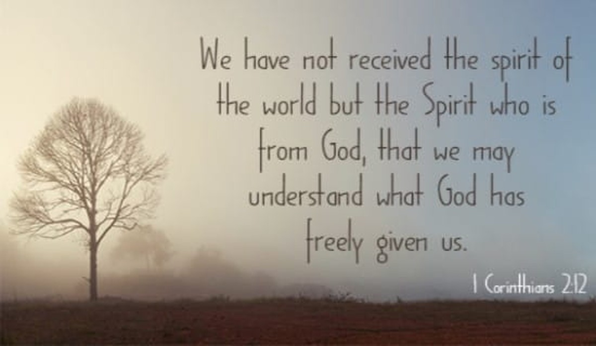 Thank God for ALL He has given us!