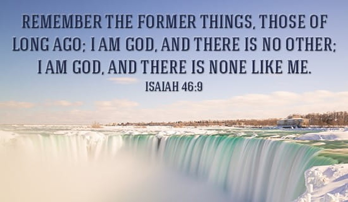 There's only one GOD, and he's everything to me!