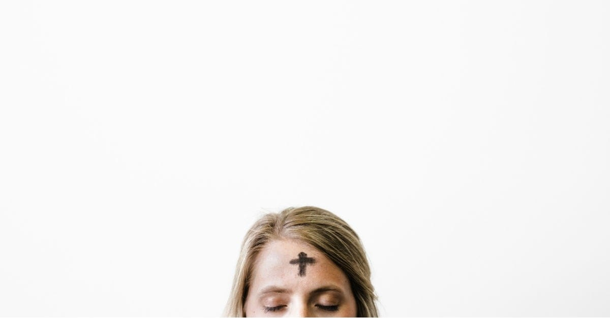 Why Do Christians Wear a Cross of Ashes on Ash Wednesday?