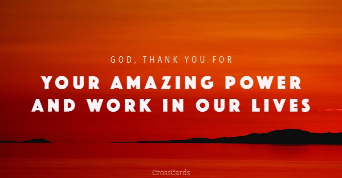 A Prayer for Gratitude