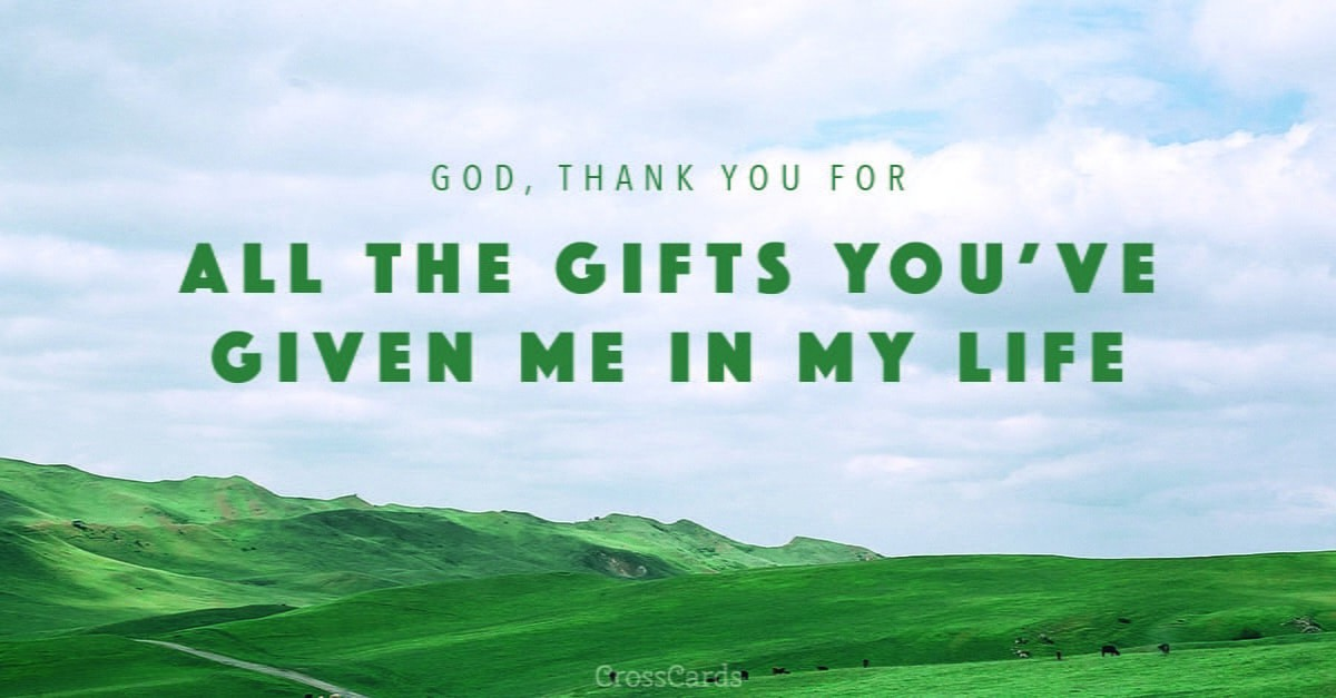 A Prayer of Thankfulness for Times of Struggle