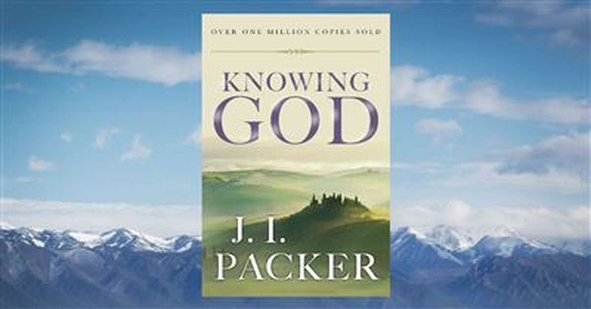 5. <em>Knowing God</em> by J. I. Packer, 1973