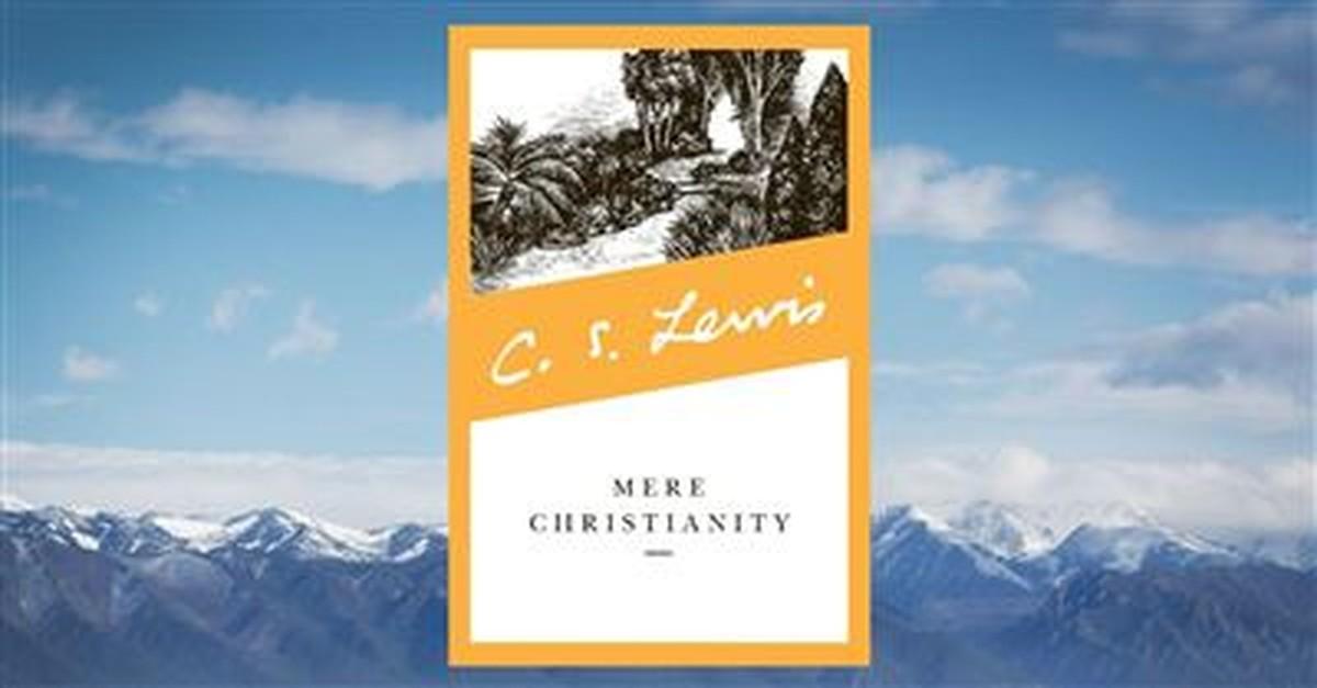7. <em>Mere Christianity</em> by C.S. Lewis, 1952