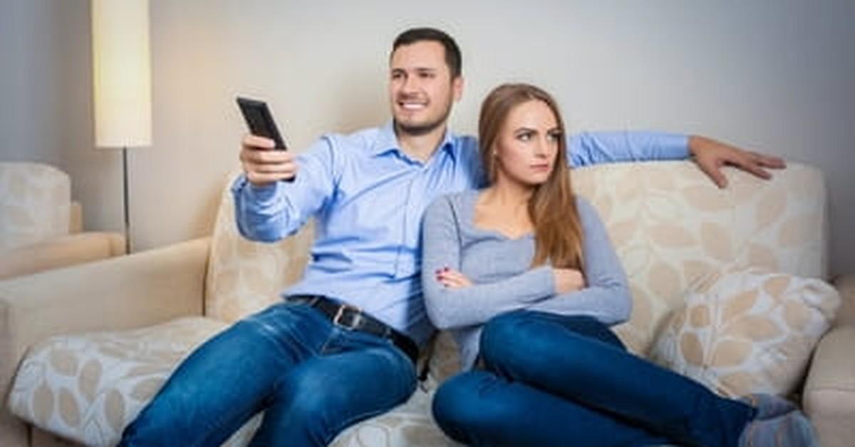 9. Making Fun of Your Husband or Wife.
