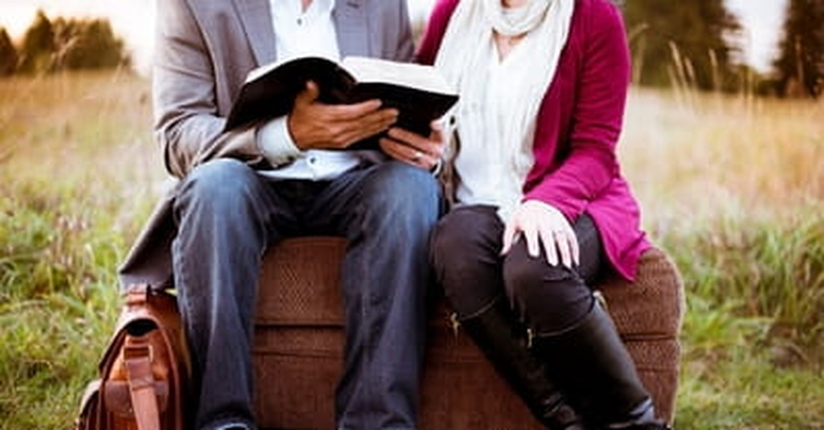 2. God values marriage, so He gives us a lot of advice about how to have good marriages.