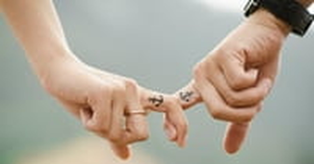 9. Getting married young ensures that two people won't have to walk alone when the going gets tough.