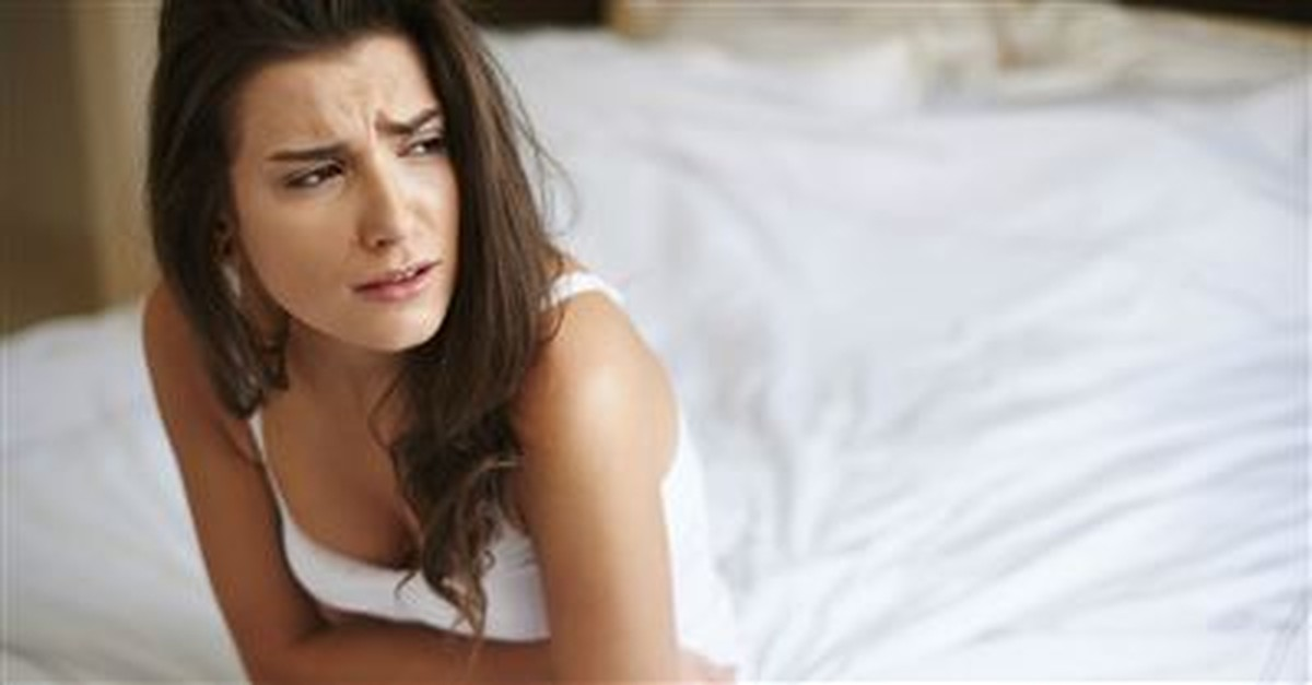 PMS: Signs it's probably just a bad day