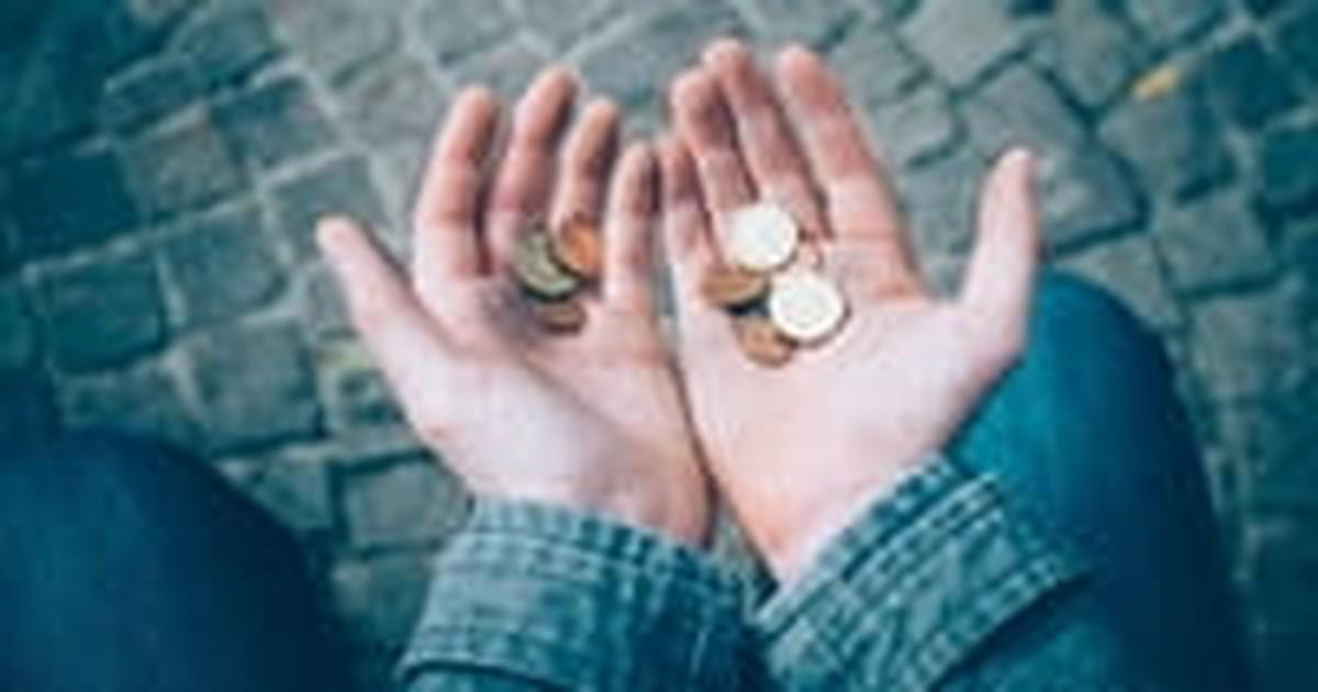8. So You Can Practice Generosity