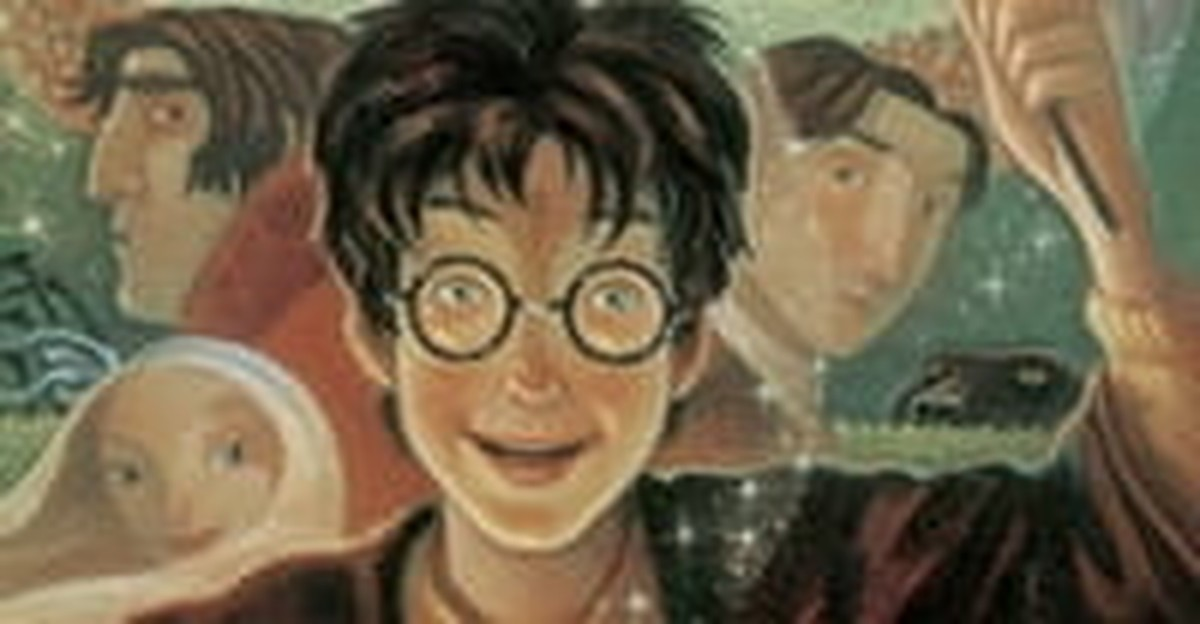"7. The Closet ""Harry Potter"" Fan"