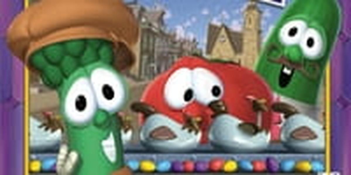 3. VeggieTales: An Easter Carol