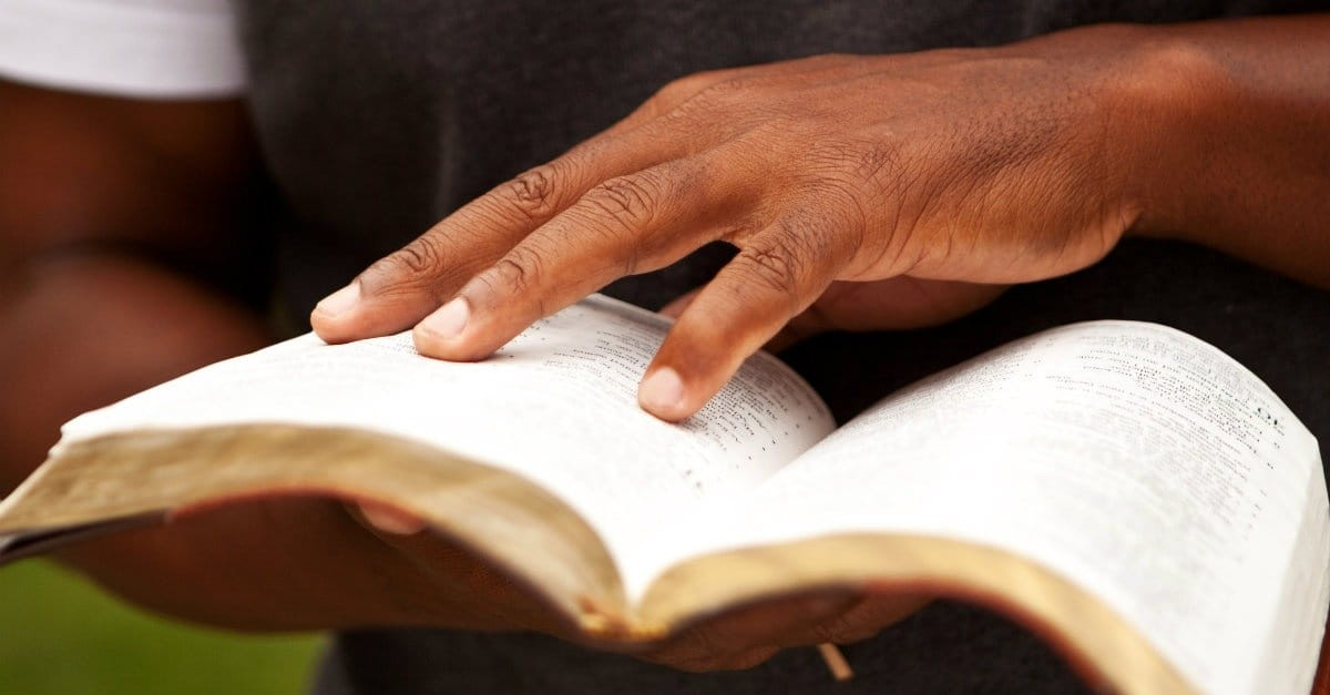 What Scriptural Liturgy Can Look Like for Individual Believers