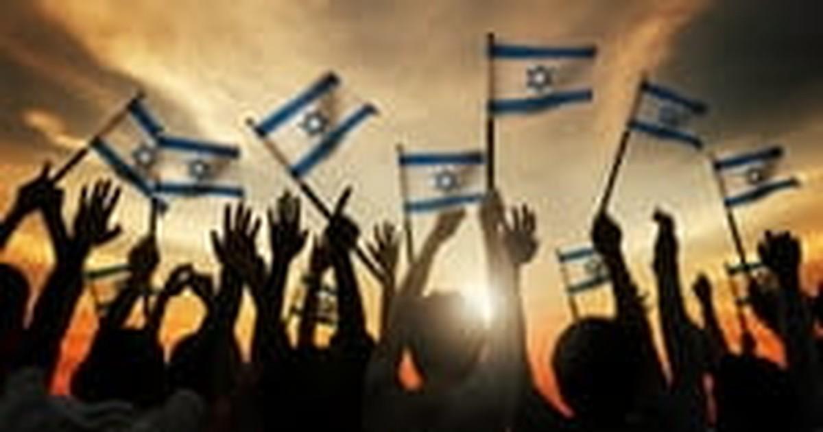 Israel reestablished, a battle (2/6):