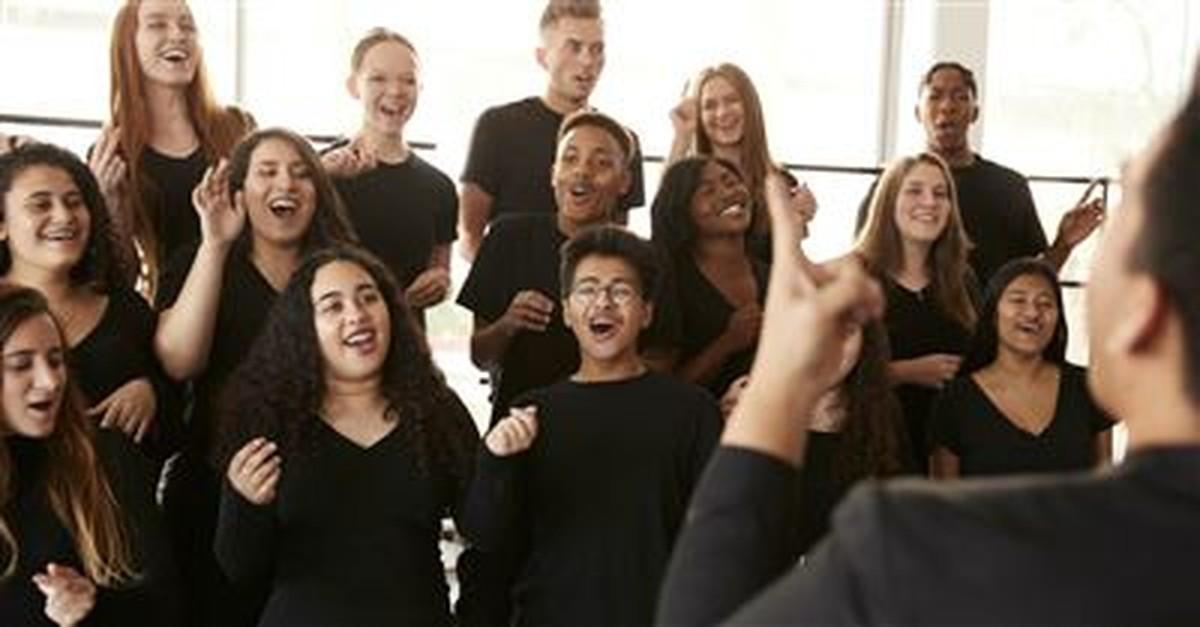 9. Sing.