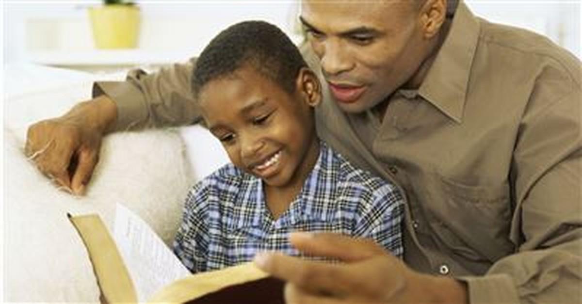 5. Teach your children.
