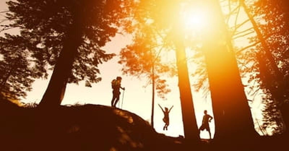 4. Plan a Spring Camping Trip
