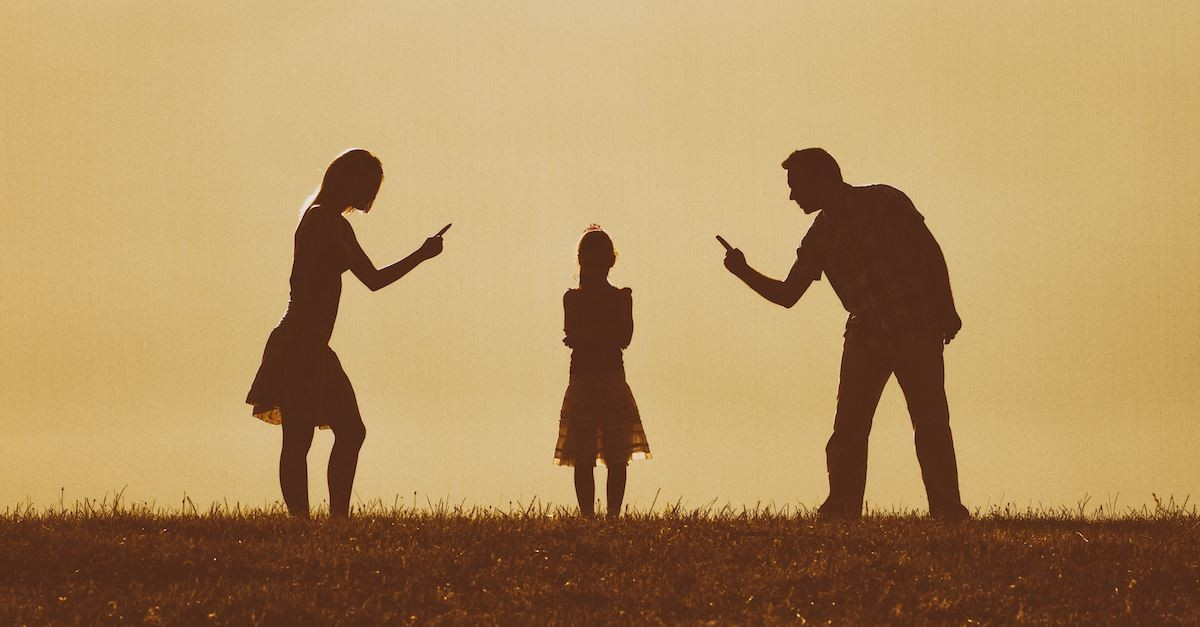 5. Parents focus on the rules and neglect a relationship with God.
