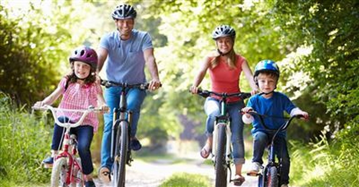 8. Take a 'Dad's choice' family outing.