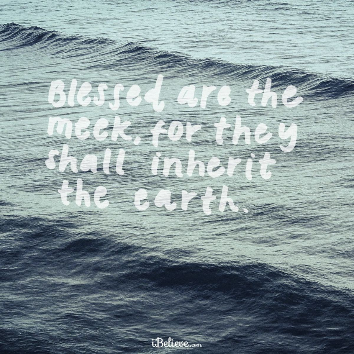 Your Daily Verse - Matthew 5:5