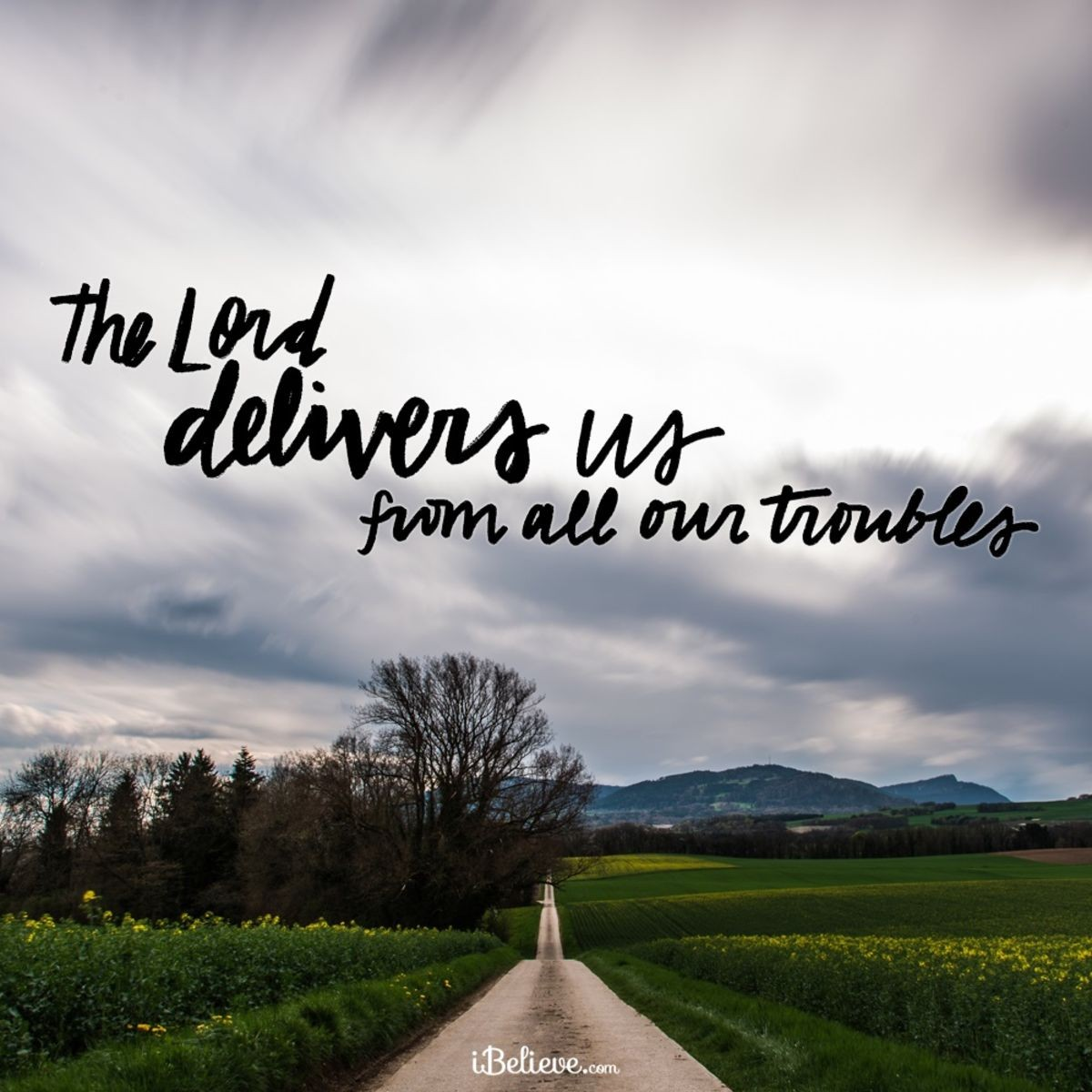 Your Daily Verse - Psalm 34:19