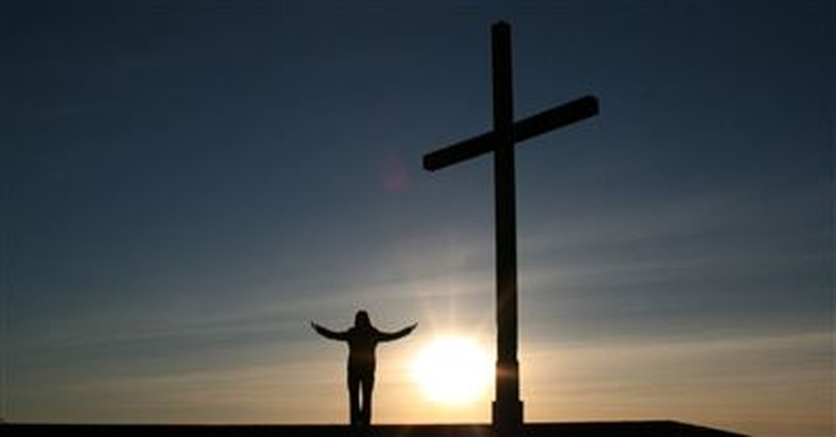 Easter's Hope and Joy Found in the Cross