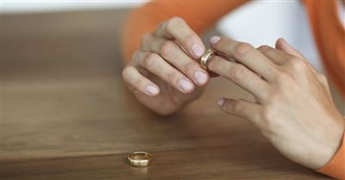 """7. We don't know if you have God's """"permission"""" to divorce."""