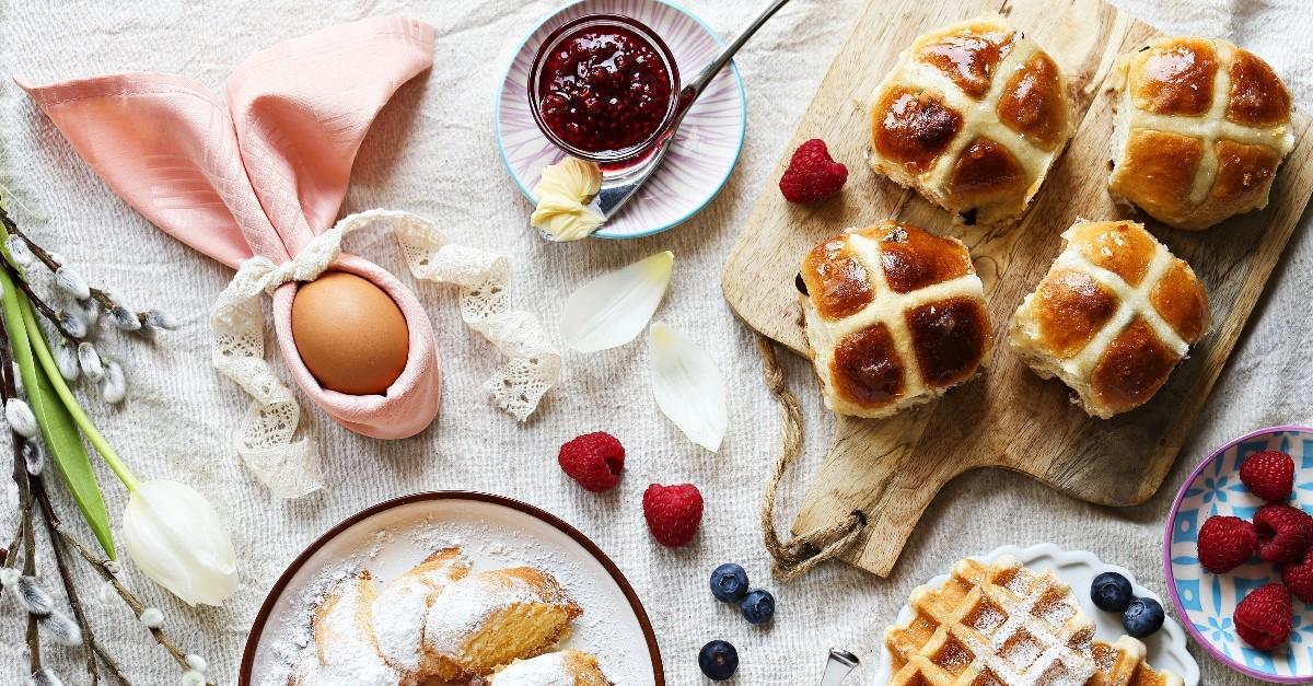 3. Easter Brunch and Ham